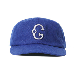 "Gooseberry Lay & Co. 40's Baseball Cap ""Brooklyn Blue"""