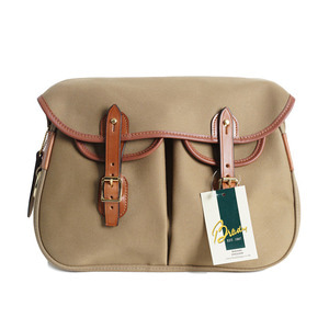 "BRADY BAGS Small ARIEL TROUT Fishing Bag ""Khaki"""