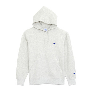 "CHAMPION Basic Pullover Hooded Sweatshirt C3-C118 ""Oatmeal(810)"""