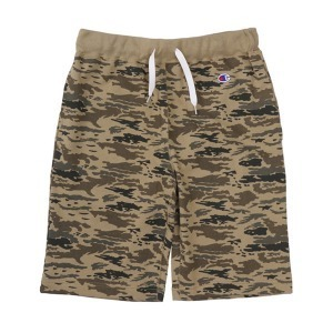 "CHAMPION Campus Camo Shorts C3-H506 ""Brown(780)"""