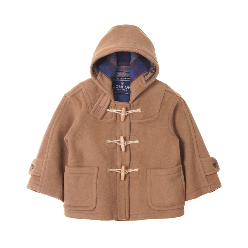 "LONDON TRADITION Ladies Short Duffle Coat ""New Vicuna"""