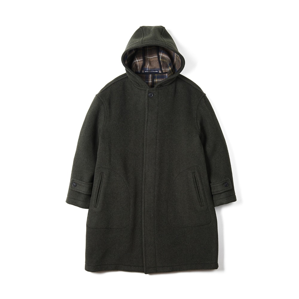 "LONDON TRADITION Seaton Oversize Coat ""Seaweed"""