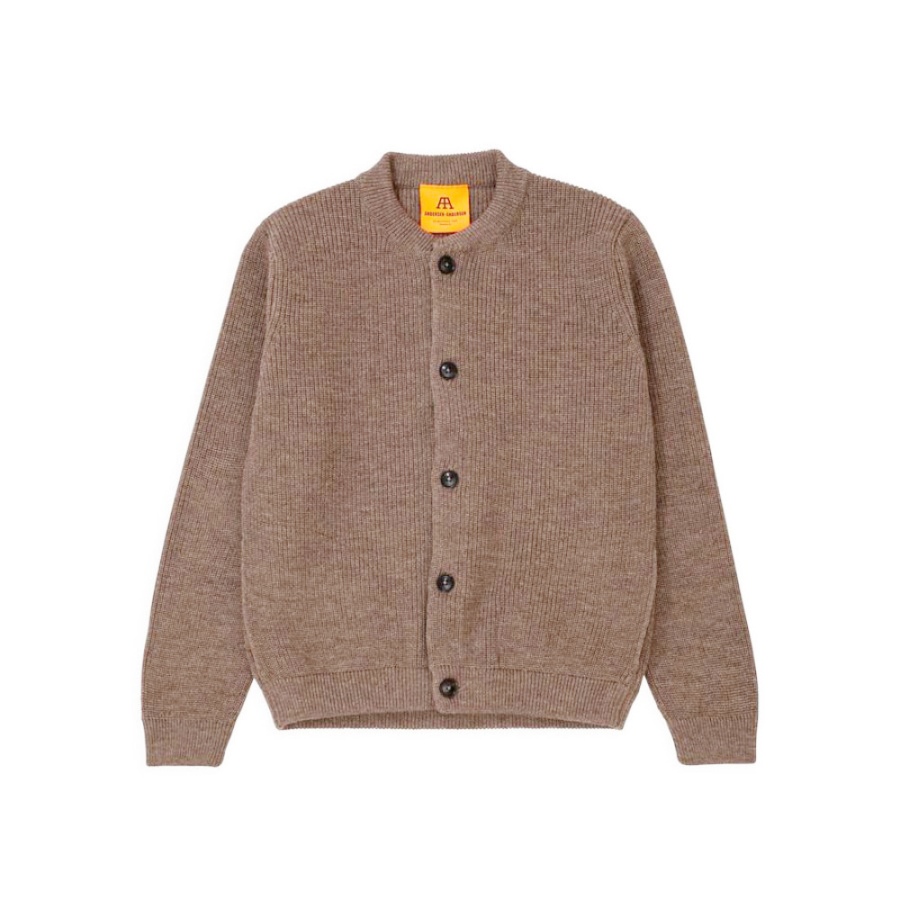 "ANDERSEN-ANDERSEN Skipper Jacket ""Natural Taupe"""