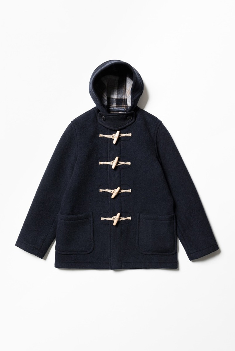 "LONDON TRADITION Martin NYNF Duffle Coat ""Navy SBB"""